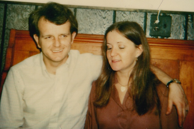 Jeff & Betty c1972